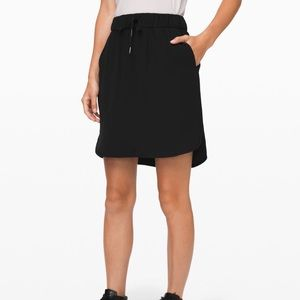 Lululemon On The Fly Skirt- NEVER WORN